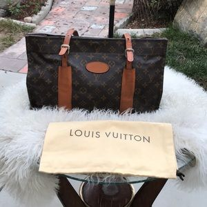Vintage Louis Vuitton Shoulder Bag